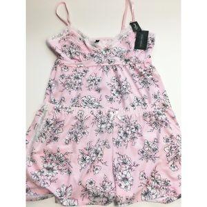 SOLD❌Laura Ashley Sleepwear Lingerie 2 Piece SetXL